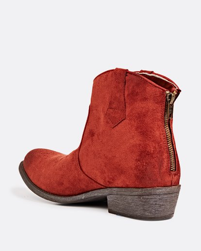 1 Izzy Booties Red JAFTLIZZ Billabong