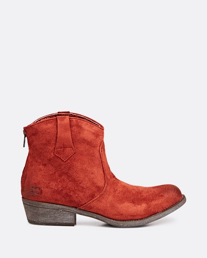 2 Izzy Booties Red JAFTLIZZ Billabong