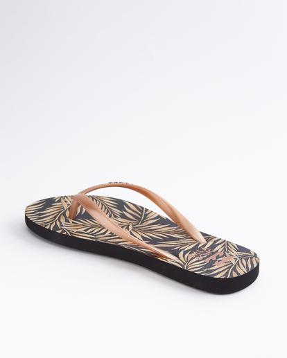 2 Dama Rubber Flip Flop Sandal Brown JAFTMDAM Billabong