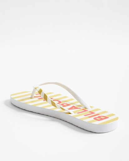 3 Dama Sandal Yellow JAFTMDAM Billabong