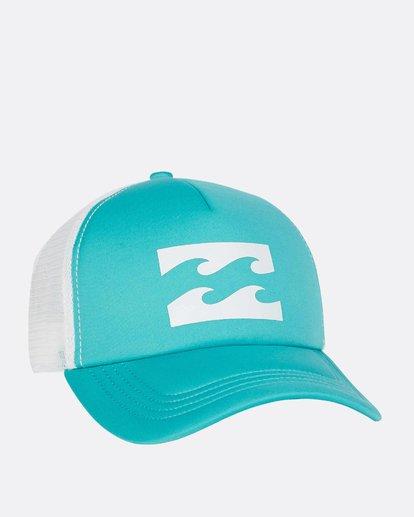 2 Billabong Trucker Hat Green JAHTDBIL Billabong