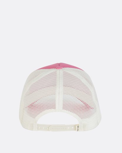 3 Billabong Trucker Hat Pink JAHTDBIL Billabong