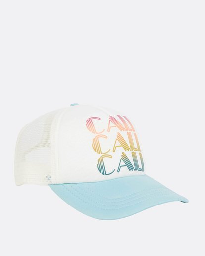6 Across Waves Trucker  JAHTLACR Billabong