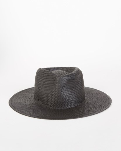5 Desert Palms Straw Hat Black JAHW1BDE Billabong