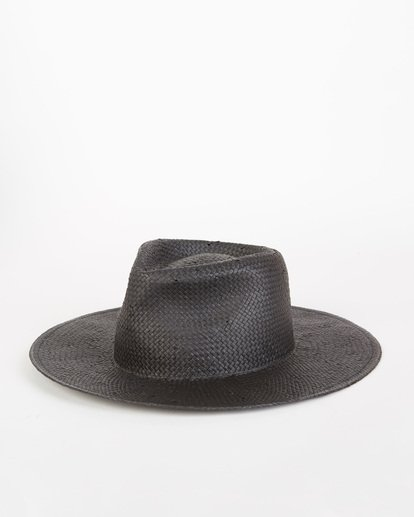 2 Desert Palms Straw Hat Black JAHW1BDE Billabong