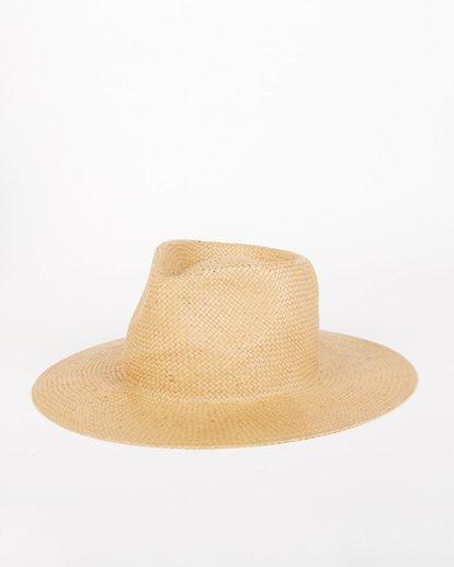 1 Desert Palms Straw Hat Red JAHW1BDE Billabong