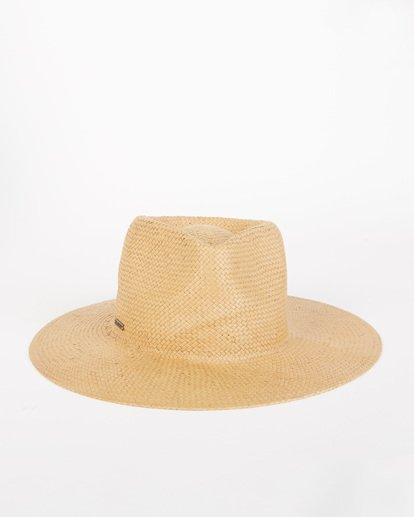 3 Desert Palms Straw Hat Red JAHW1BDE Billabong