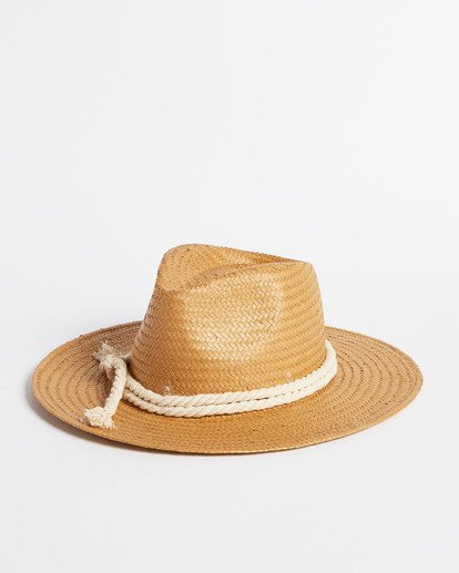 4 Pretty Twisted Hat White JAHW3BPR Billabong