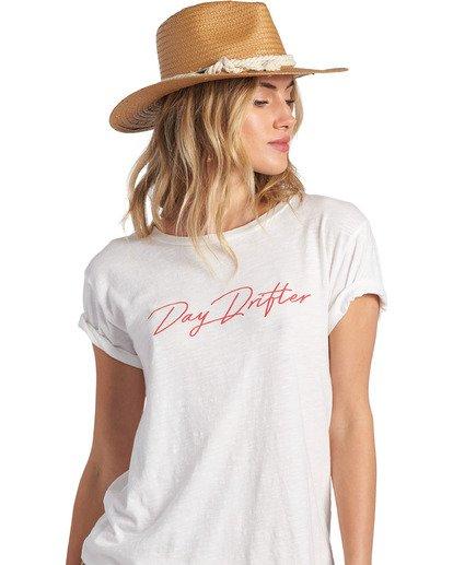 7 Pretty Twisted Hat White JAHW3BPR Billabong