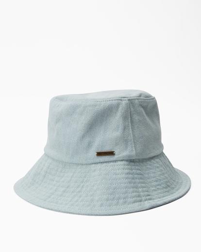 1 Still Single Bucket Hat Blue JAHW3BST Billabong