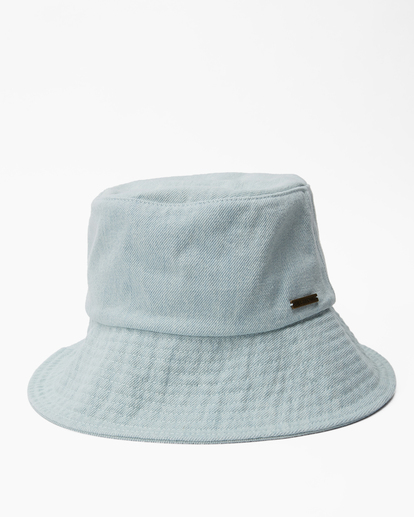 0 Still Single Bucket Hat Blue JAHW3BST Billabong