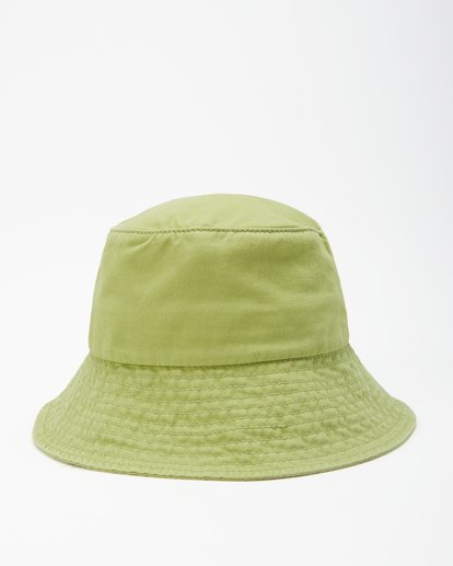 1 Still Single Bucket Hat Green JAHW3BST Billabong