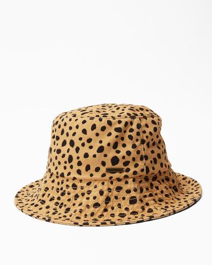 3 Still Single Bucket Hat White JAHW3BST Billabong