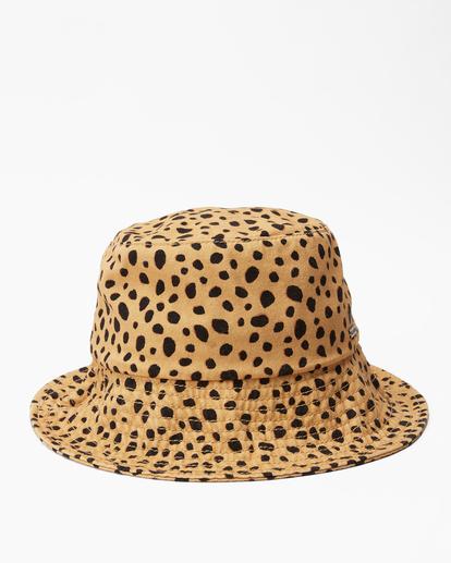 2 Still Single Bucket Hat White JAHW3BST Billabong