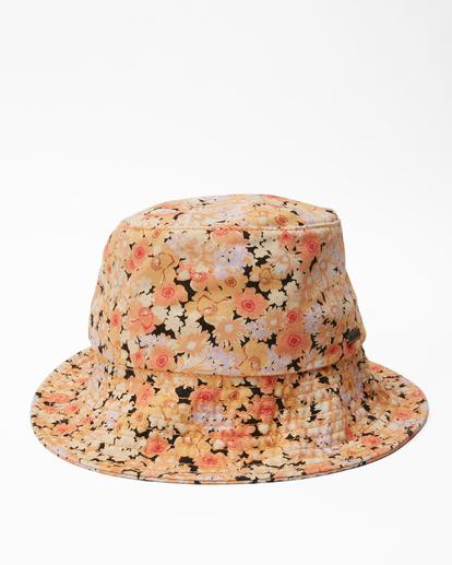 2 Still Single Bucket Hat Orange JAHW3BST Billabong