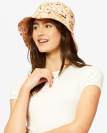 1 Still Single Bucket Hat Orange JAHW3BST Billabong