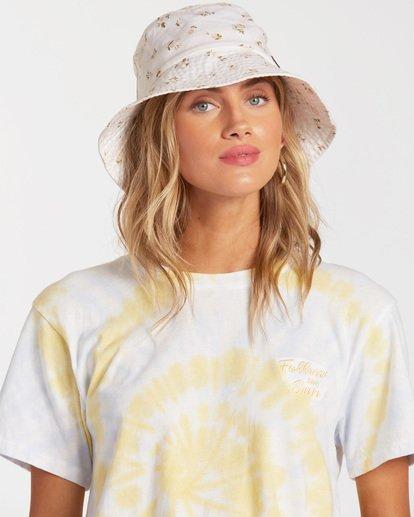 2 Still Single Hat White JAHW3BST Billabong