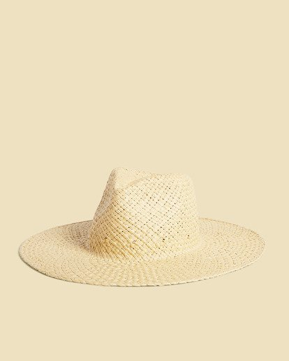 4 Salty Blonde Sun Rays Wide Brim Hat  JAHW3BSU Billabong