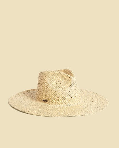 3 Salty Blonde Sun Rays Wide Brim Hat  JAHW3BSU Billabong