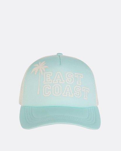 1 Across Waves Trucker Hat  JAHWNBAC Billabong