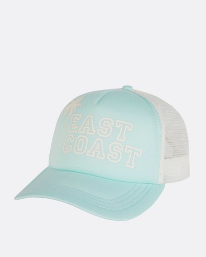 0 Across Waves Trucker Hat  JAHWNBAC Billabong