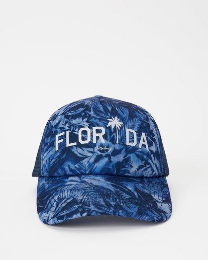 1 FL-BLUE PALM Grey JAHWNBRR Billabong