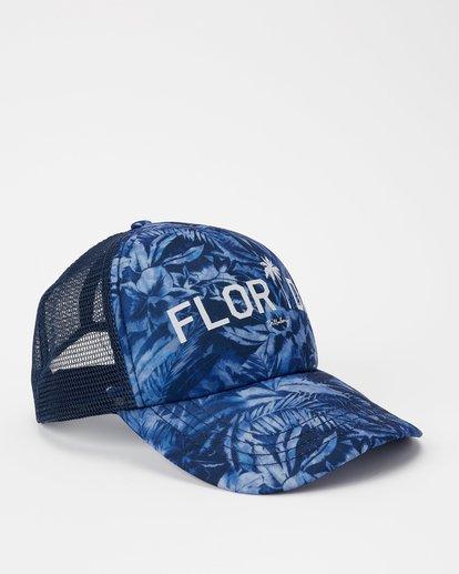 2 FL-BLUE PALM Grey JAHWNBRR Billabong