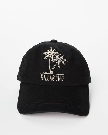 1 Surf Club Baseball Cap Black JAHWNBSU Billabong