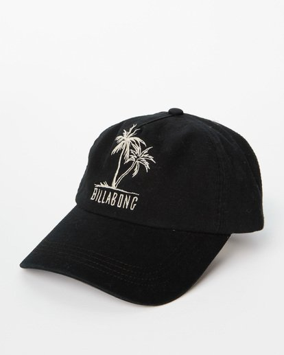 0 Surf Club Baseball Cap Black JAHWNBSU Billabong