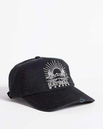 4 Surf Club Baseball Cap Black JAHWNBSU Billabong