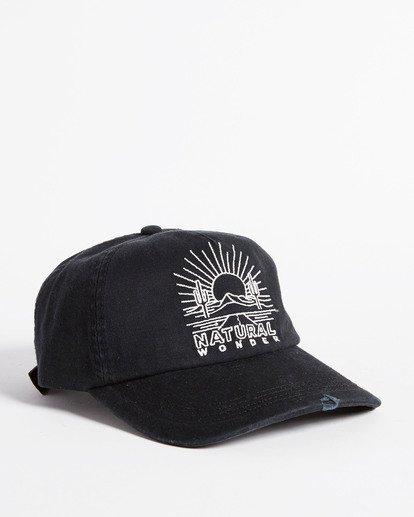 2 Surf Club Baseball Cap Black JAHWNBSU Billabong
