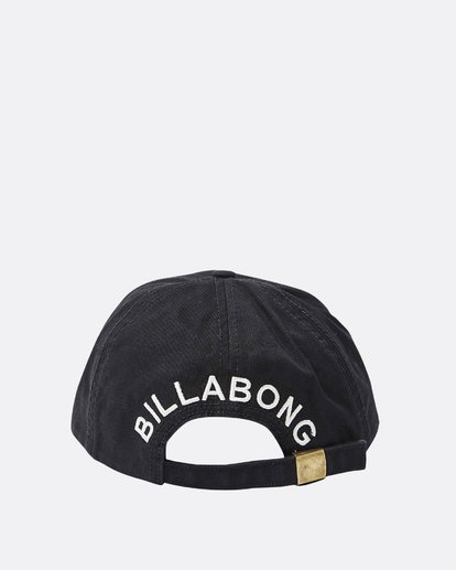 2 Surf Club Baseball Cap Black JAHWNBSU Billabong