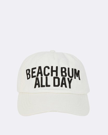 1 Surf Club Baseball Cap White JAHWNBSU Billabong