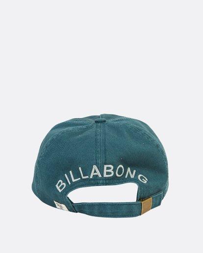 3 Surf Club Baseball Cap Green JAHWNBSU Billabong