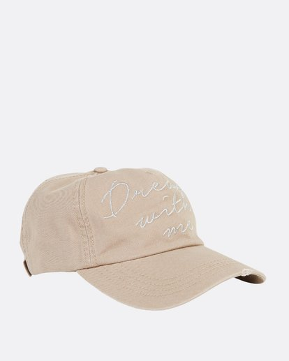 2 Surf Club Baseball Cap Grey JAHWNBSU Billabong