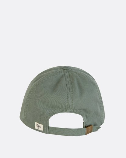 3 Surf Club Baseball Cap Green JAHWNBSU Billabong