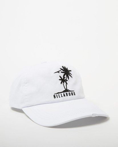 2 Surf Club Baseball Cap White JAHWNBSU Billabong