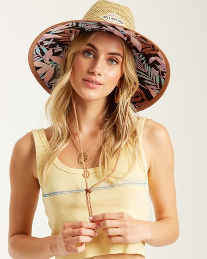 0 Tipton Straw Hat Multicolor JAHWNBTI Billabong