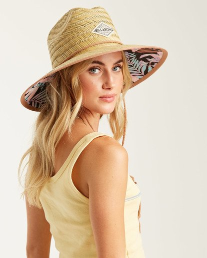 1 Tipton Straw Hat Multicolor JAHWNBTI Billabong