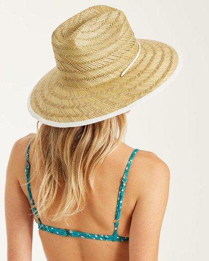1 Tipton Straw Hat Pink JAHWNBTI Billabong