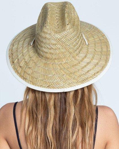 1 Tipton Beach Hat Beige JAHWNBTI Billabong