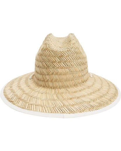 4 Tipton Straw Hat White JAHWNBTI Billabong