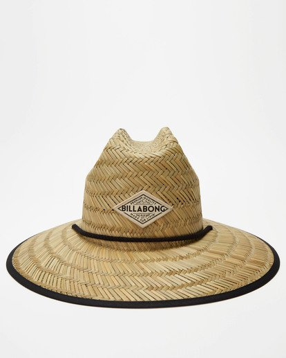 1 Tipton Straw Hat Black JAHWNBTI Billabong