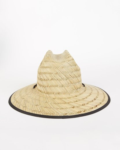 4 Tipton Straw Hat Orange JAHWNBTI Billabong