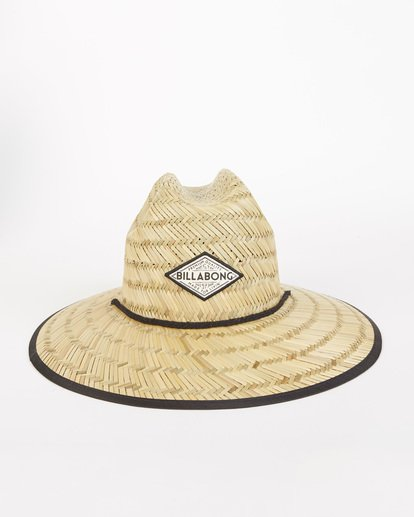 2 Tipton Straw Hat Orange JAHWNBTI Billabong
