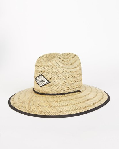 1 Tipton Straw Hat Orange JAHWNBTI Billabong