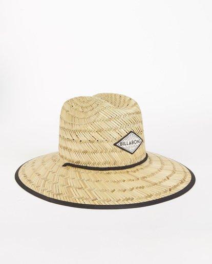 3 Tipton Straw Hat Orange JAHWNBTI Billabong