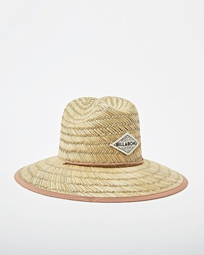 4 Tipton Straw Hat Multicolor JAHWNBTI Billabong
