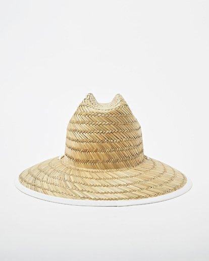 5 Tipton Straw Hat Pink JAHWNBTI Billabong