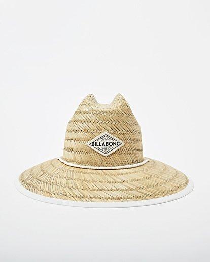3 Tipton Straw Hat Pink JAHWNBTI Billabong